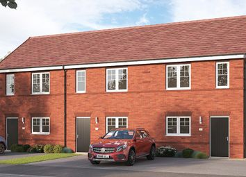 "Thumbnail 2 bed semi-detached house for sale in ""The Beckbridge Semi"" at William Nadin Way, Swadlincote"