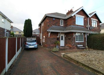 Thumbnail 3 bed semi-detached house for sale in Rushy Moor Lane, Askern, Doncaster DN6Onq