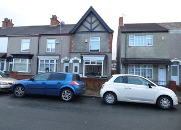 Thumbnail 3 bed end terrace house to rent in Durban Road, Grimsby