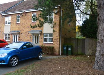 Thumbnail 2 bed town house to rent in Marriott Close, Leicester