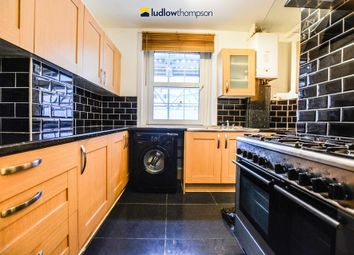 Thumbnail 4 bed flat to rent in Bow Road, London