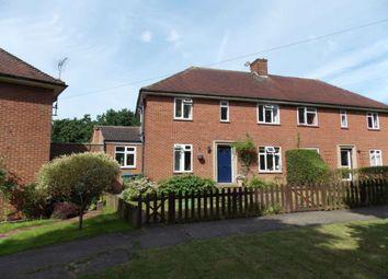 Thumbnail 3 bed semi-detached house to rent in Brackley Lane, Calvert, Buckingham