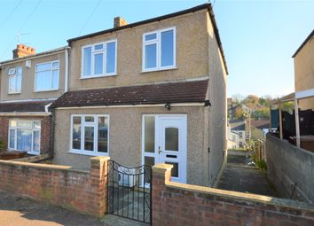 Thumbnail 3 bedroom end terrace house to rent in Rochester Street, Chatham, Kent