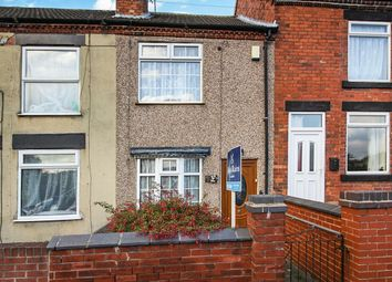 Thumbnail 3 bedroom terraced house for sale in Peasehill, Ripley