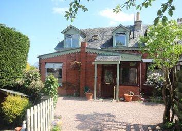 Thumbnail 3 bedroom semi-detached house for sale in Burghmuir Road, Perth