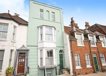 Thumbnail 1 bed flat to rent in St. Swithuns Terrace, Canon Street, Winchester