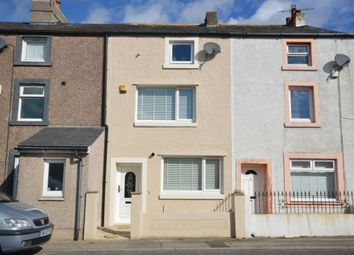 Thumbnail 3 bed terraced house for sale in Woodview Seaton Road, Broughton Moor, Maryport