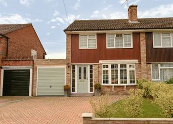 Thumbnail 3 bed semi-detached house for sale in Tupsley Road, Reading