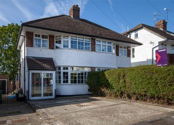 Thumbnail 3 bed semi-detached house for sale in Northlands Avenue, Orpington, Kent