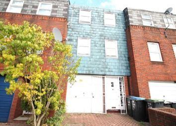 Thumbnail 3 bed terraced house to rent in Colebrook Way, London