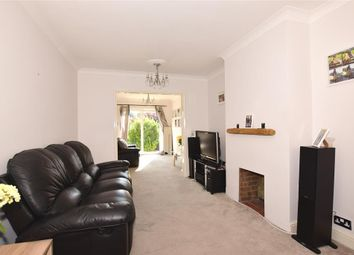 Thumbnail 4 bed semi-detached house for sale in Madden Avenue, Chatham, Kent