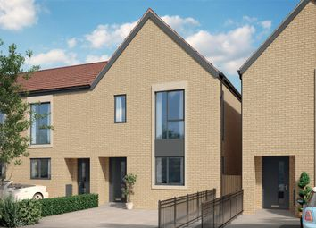 Thumbnail 3 bed end terrace house for sale in Bramble Way, Combe Down, Bath, Somerset