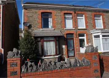 Thumbnail 2 bedroom semi-detached house for sale in Milborough Road, Ystalyfera