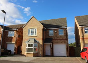 Thumbnail 4 bed detached house to rent in Silverbirch Road, Hartlepool