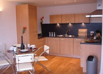 Thumbnail 2 bedroom flat for sale in The Danube, City Road East, Manchester