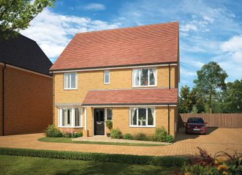 Thumbnail 4 bed detached house for sale in Forest Road, Witham Essex
