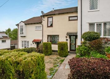 Thumbnail 3 bed terraced house for sale in Lake View Close, Tamerton Foliot