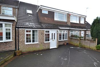 Thumbnail 4 bed property to rent in Evesham Close, Tytherington, Macclesfield