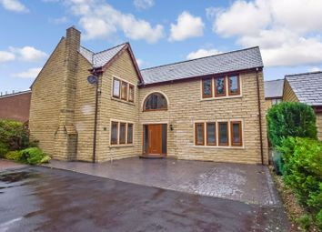 Thumbnail 5 bed detached house for sale in Railway Road, Adlington, Chorley