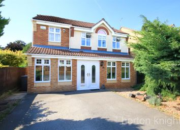 Thumbnail 4 bed detached house for sale in Brander Close, Balby, Doncaster