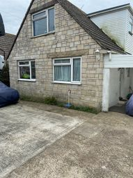 Thumbnail 2 bed detached bungalow for sale in Westcliff Road, Portland