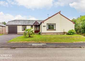 Thumbnail 3 bed detached bungalow for sale in Nant Y Felin, Three Cocks, Brecon, Powys