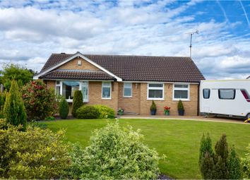 Thumbnail 2 bed detached bungalow for sale in Waltham Road, Lincoln