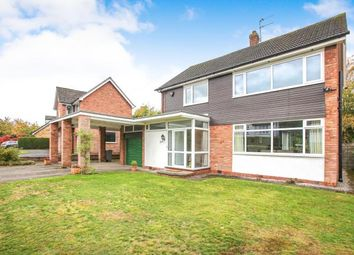 Thumbnail 3 bed detached house for sale in Thorngrove Road, Wilmslow, Cheshire, .
