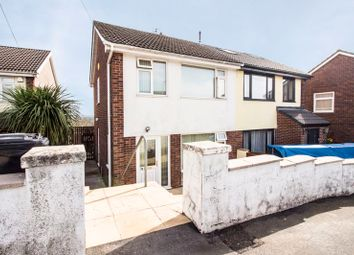 3 bed semi-detached house for sale in Aberthaw Circle, Newport NP19