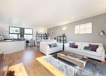 Thumbnail 2 bed flat for sale in Salcott Road, Battersea, London