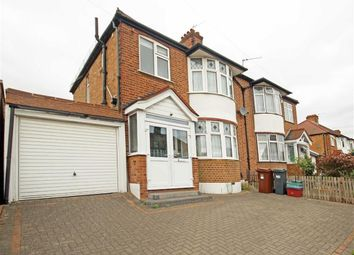 Thumbnail 3 bed semi-detached house to rent in Parkwood Road, Isleworth