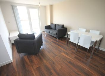 Thumbnail 2 bed flat to rent in The Riverside, Lowry Wharf, Derwent Street, Salford