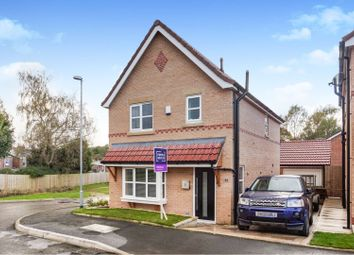 Thumbnail 3 bed detached house for sale in The Elms, Chorley
