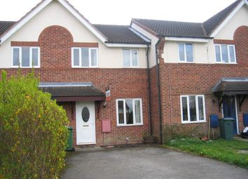 Thumbnail 3 bedroom town house to rent in Warwick Road, Somercotes, Alfreton