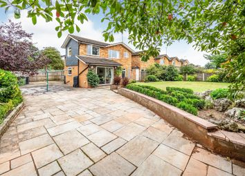 Thumbnail 4 bed link-detached house for sale in Westfield Crescent, Wellesbourne, Warwick