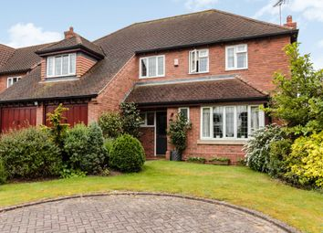 Thumbnail 5 bed detached house for sale in Manor House Drive, Newark, Nottinghamshire