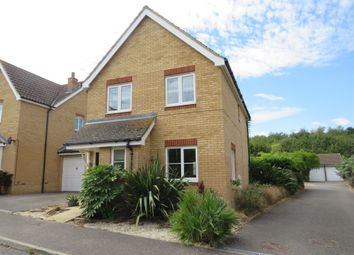 Thumbnail 3 bed detached house for sale in Bright Close, Saxmundham