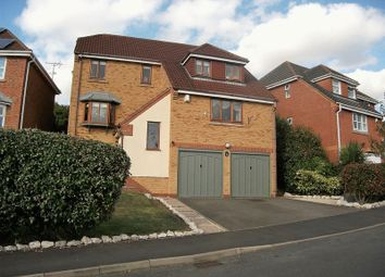 Thumbnail 4 bed detached house for sale in Hillside, Hartshill, Nuneaton