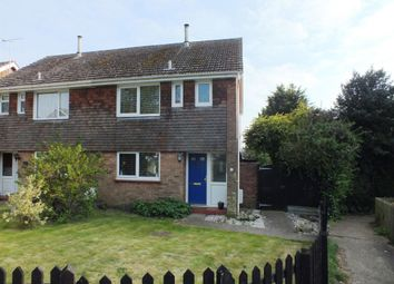 Thumbnail 2 bed semi-detached house for sale in The Charltons, Boughton-Under-Blean, Faversham