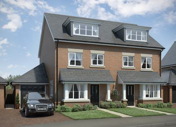 "Thumbnail 3 bed property for sale in ""The Darwin"" at Brook Close, Storrington, Pulborough"