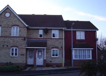 Thumbnail 2 bedroom terraced house to rent in Blackthorn Close, Chatteris