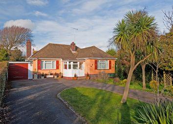 Thumbnail 2 bed detached bungalow for sale in Manor Close, East Preston, Littlehampton