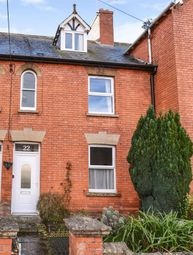 Thumbnail 4 bed terraced house for sale in Norbins Road, Glastonbury