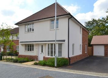 Thumbnail 4 bedroom detached house to rent in Bargroves Avenue, St. Neots