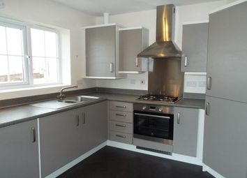 Thumbnail 2 bed flat to rent in Annesley, Nottingham