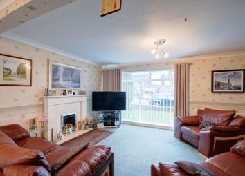 Thumbnail 4 bedroom detached house for sale in Gorseway, Morpeth