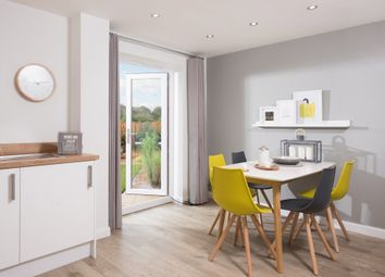 "Thumbnail 3 bed detached house for sale in ""Maidstone"" at Haydock Park Drive, Bourne"