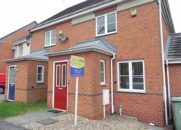 Thumbnail 2 bed town house to rent in Stanhope Avenue, Carrington Point, Nottingham