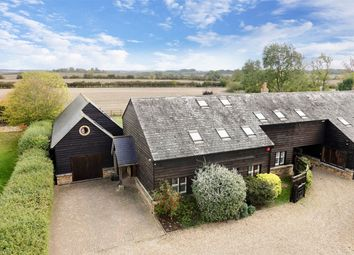 Thumbnail 5 bed barn conversion for sale in High Street, Little Staughton, Bedford