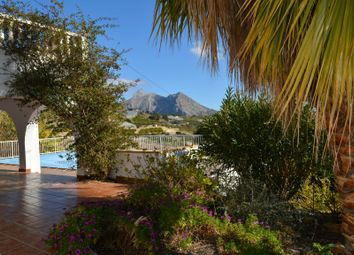 Thumbnail 3 bed country house for sale in Partida Onaer 18, Callosa De Ensarriá 03510, Costa Blanca North, Costa Blanca, Valencia, Spain